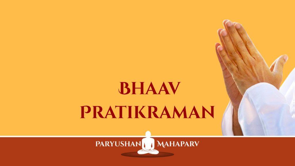 Bhaav Pratikraman