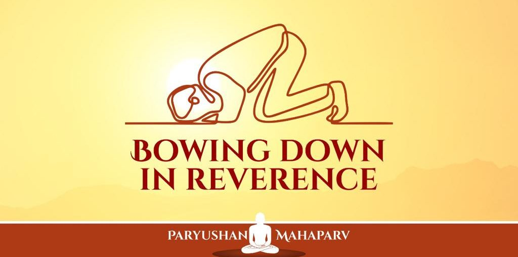 Bowing Down In Reverence