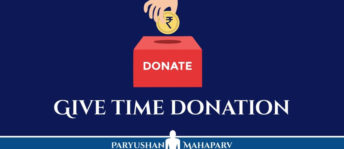 Give Time Donation