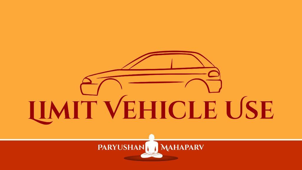 Limit Vehicle Use