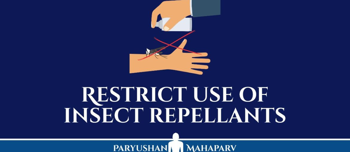 Restrict use of Repellants