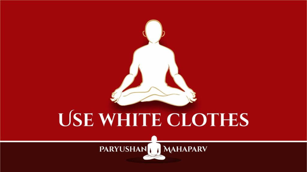 Use White Clothes